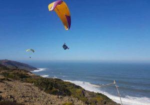 parapente au portugal voyage organisé airescapade