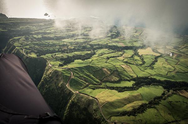 Açores parapente airescapade