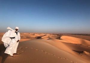 Sénégal en paramoteur